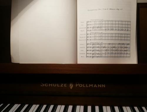 Un minutino di Beethoven